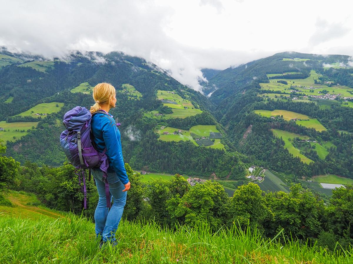 Passeiertal Wandern - Saltaus - Hofegger