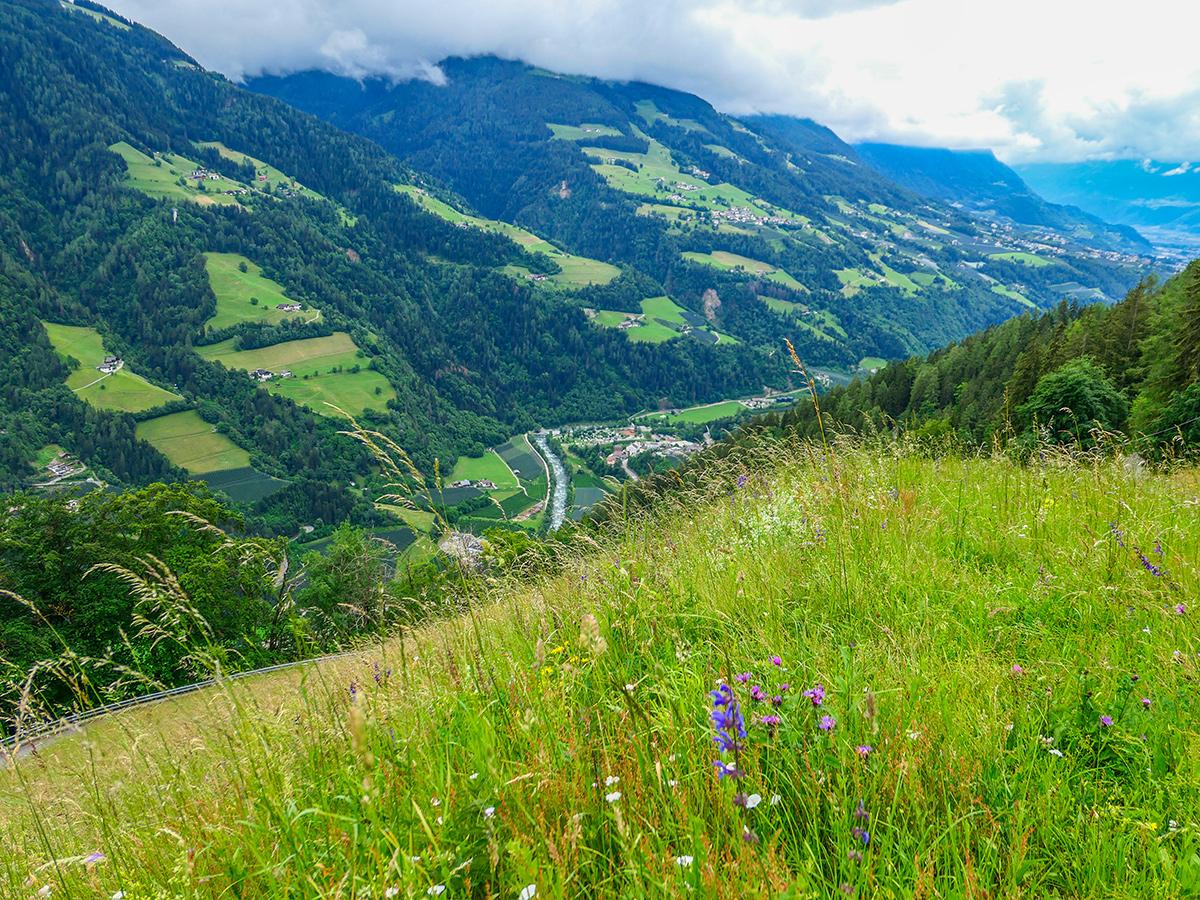 Passeiertal - Wandern Saltaus - Sattelspitz