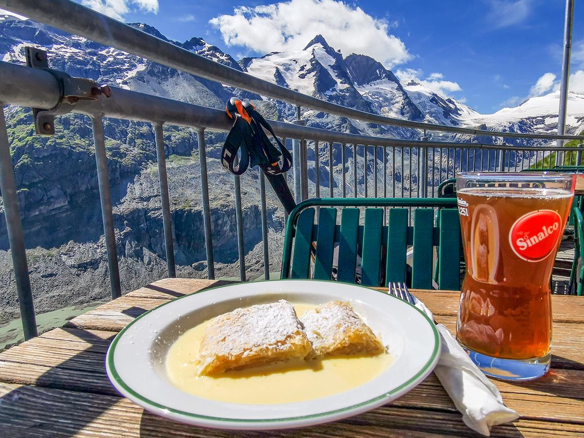 Weitwandern Chiemsee - Adria, Kaiser-Franz-Josef-Höhe Restaurant