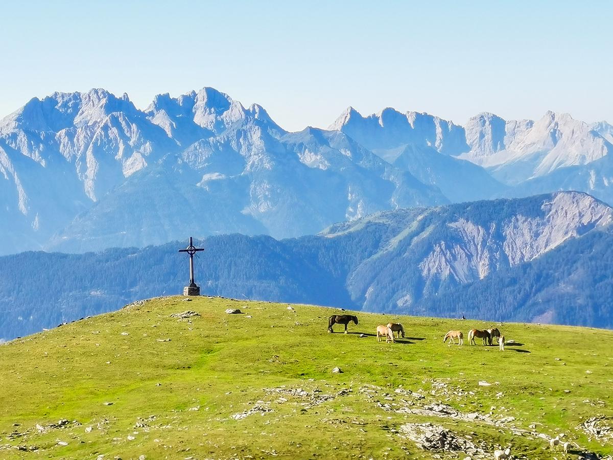 Weitwandern Chiemsee - Adria, Kreuzeckgruppe in Kärnten