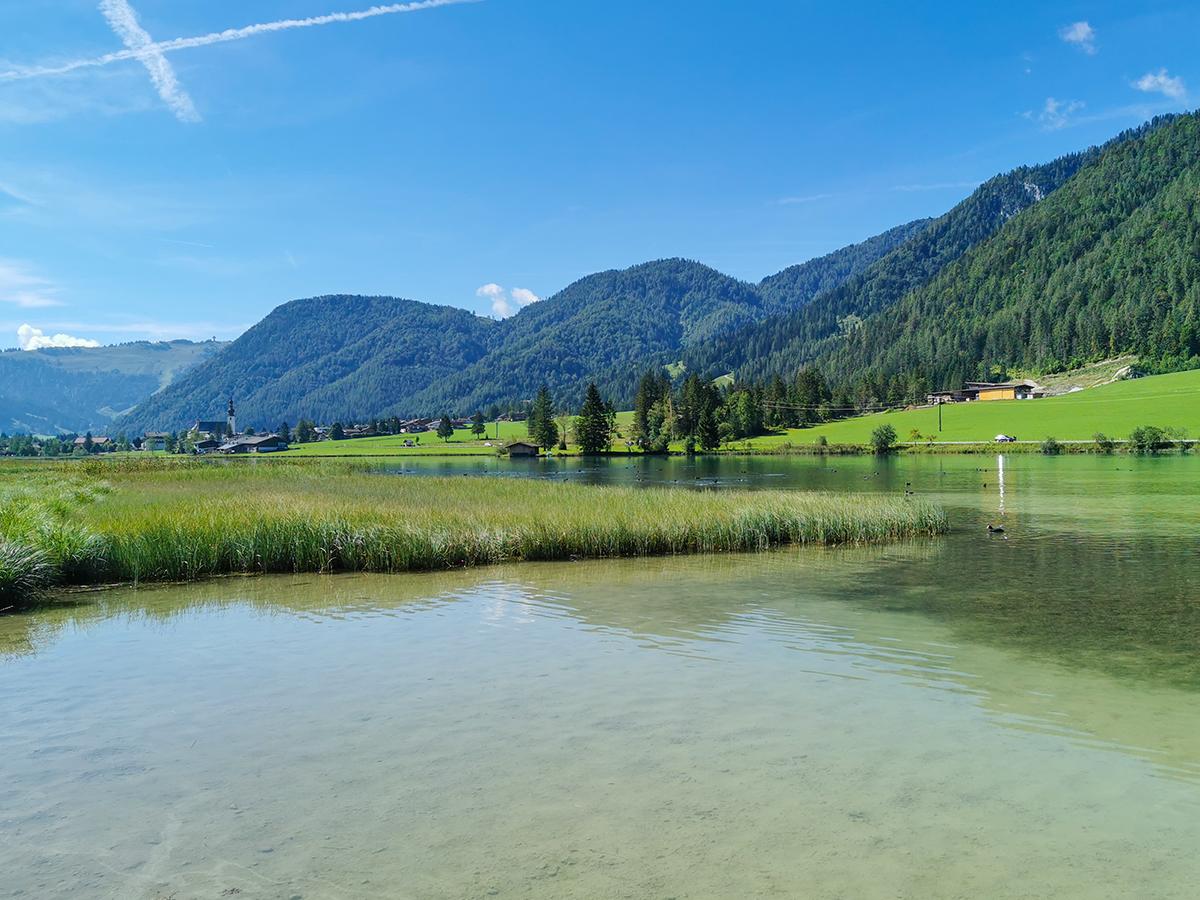 Weitwandern vom Chiemsee zur Adria - Pillersee
