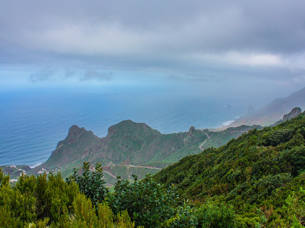 Anaga Gebirge - Teneriffa