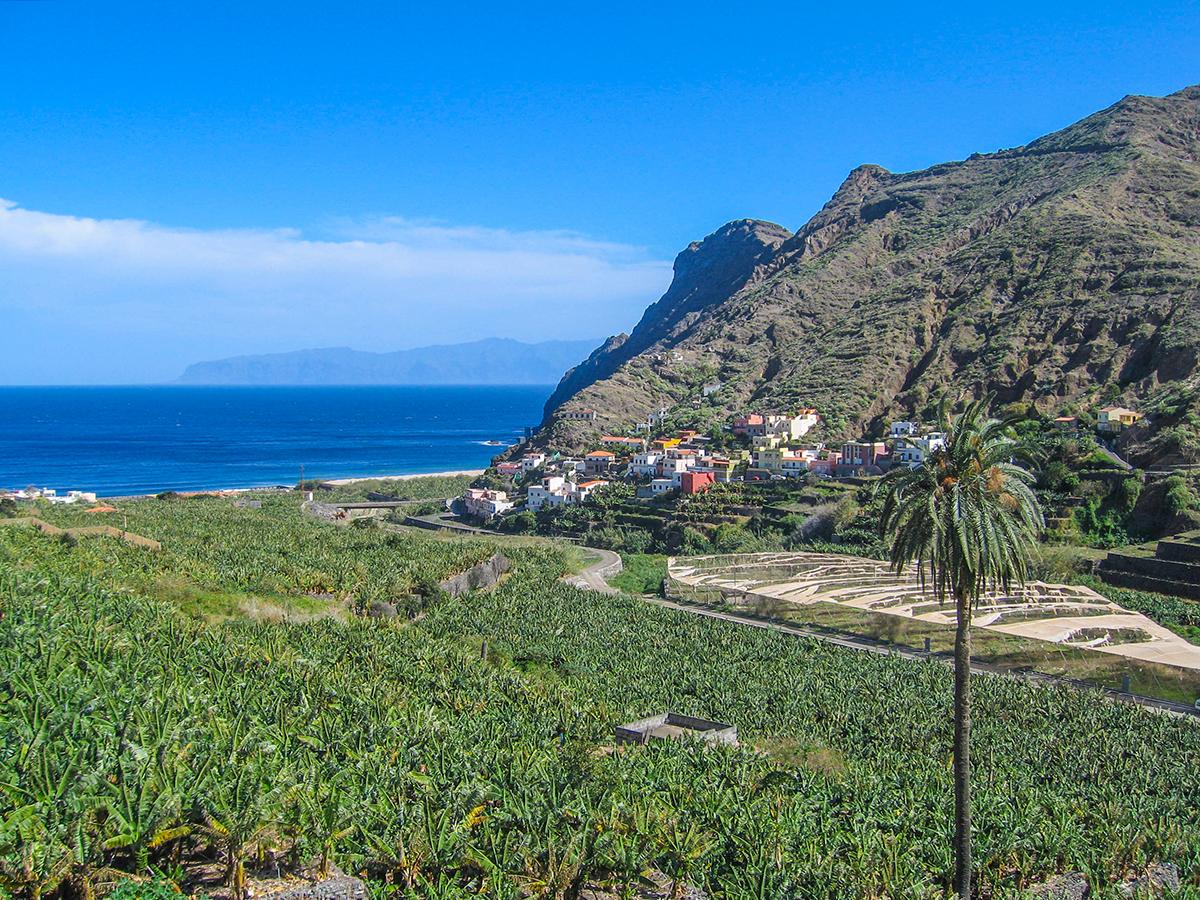 Ausflug La Gomera - Hermigua