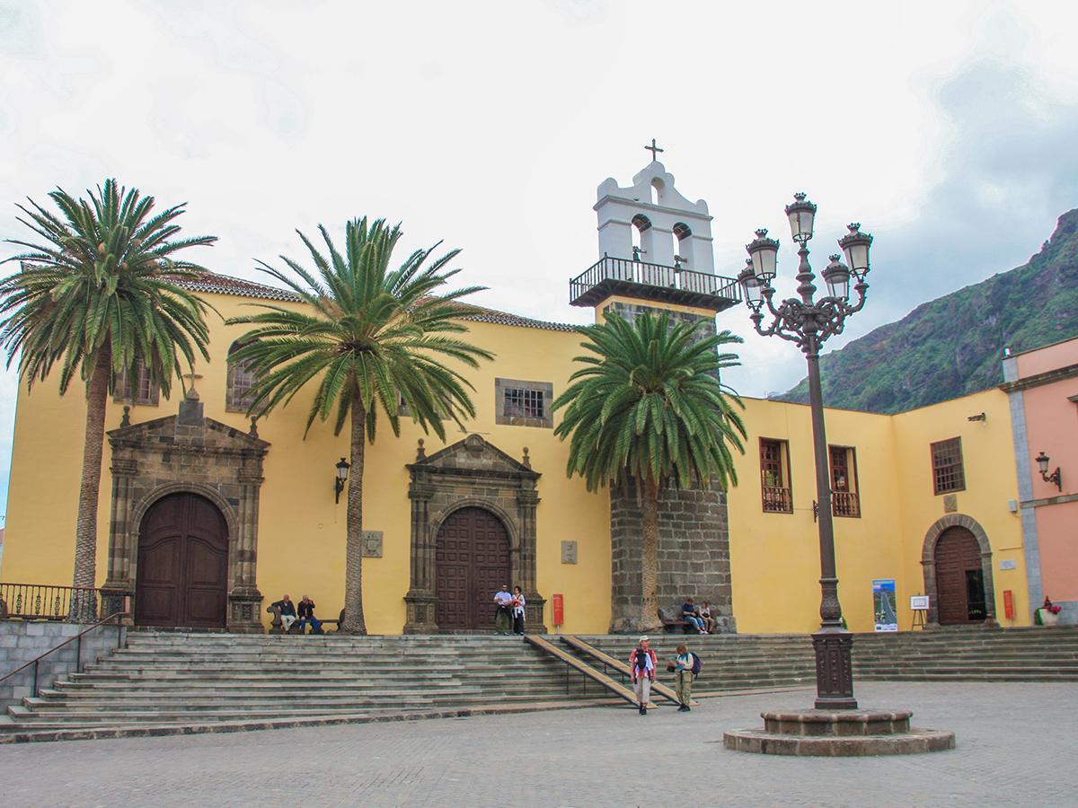 Garachico - Convento San Francisco