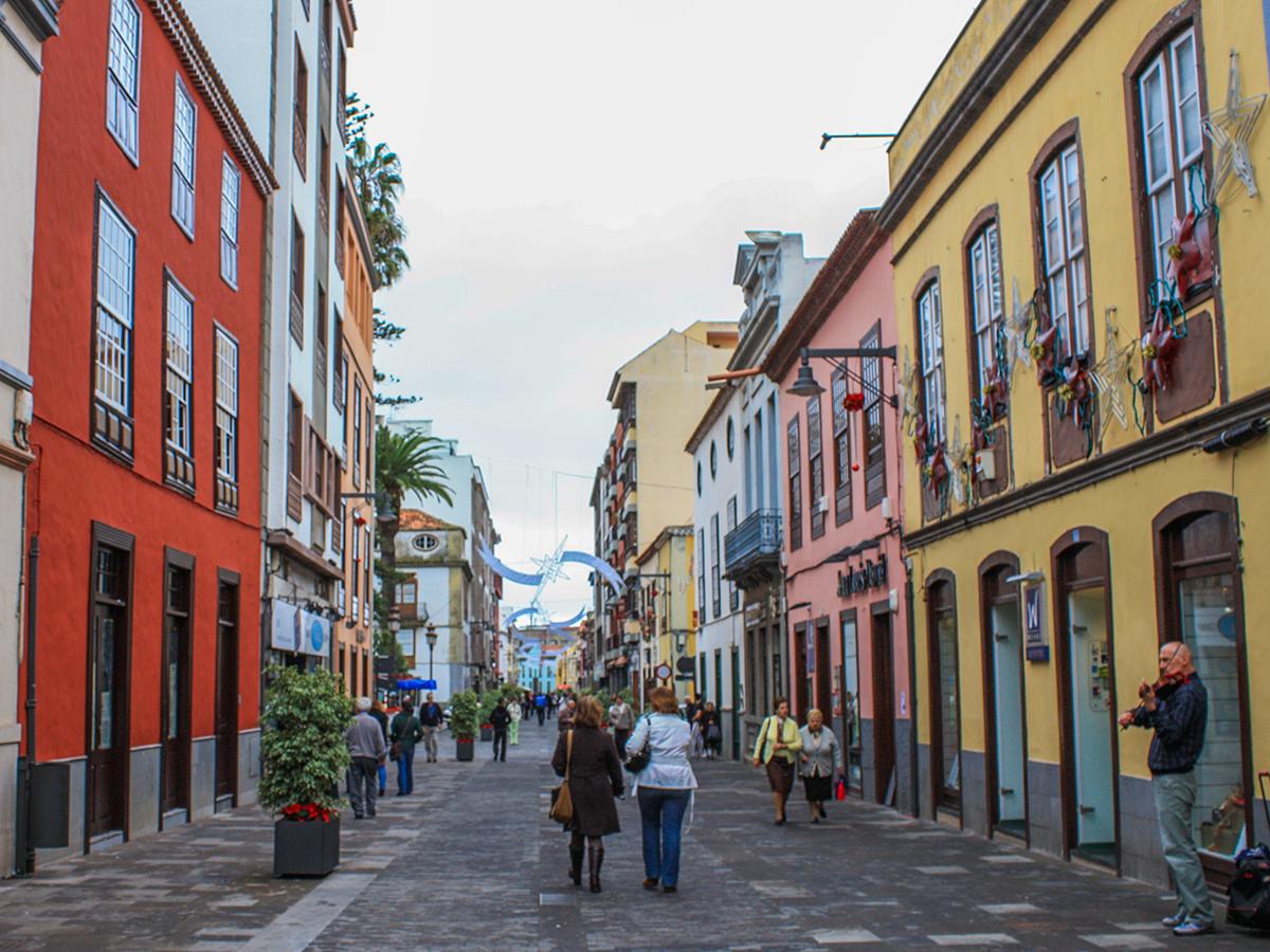 San Cristobal de la Laguna - Altstadt