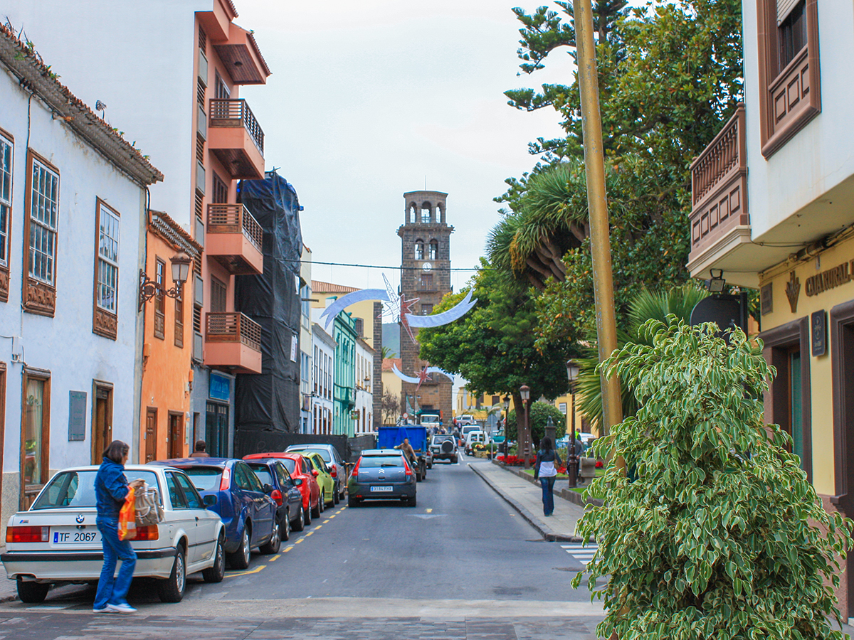 San Cristobal de la Laguna - Innenstadt