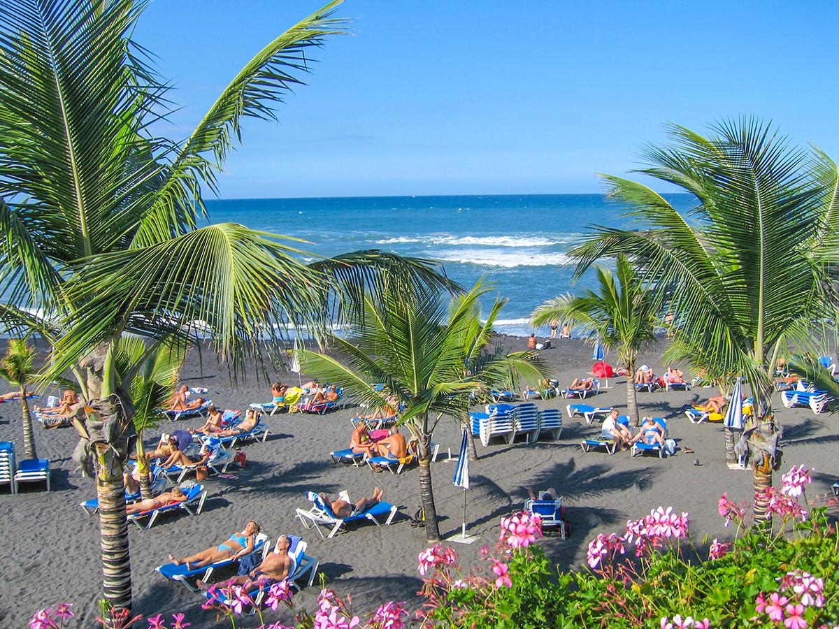 Teneriffa Playa Jardin in Puerto de la Cruz-1