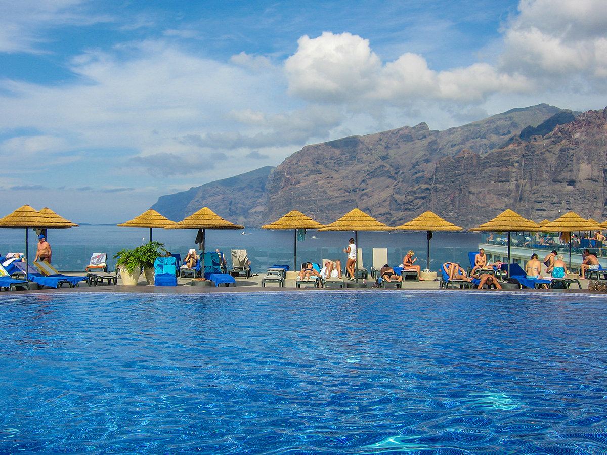 Teneriffa Urlaub - Hotel Barclo Santiago