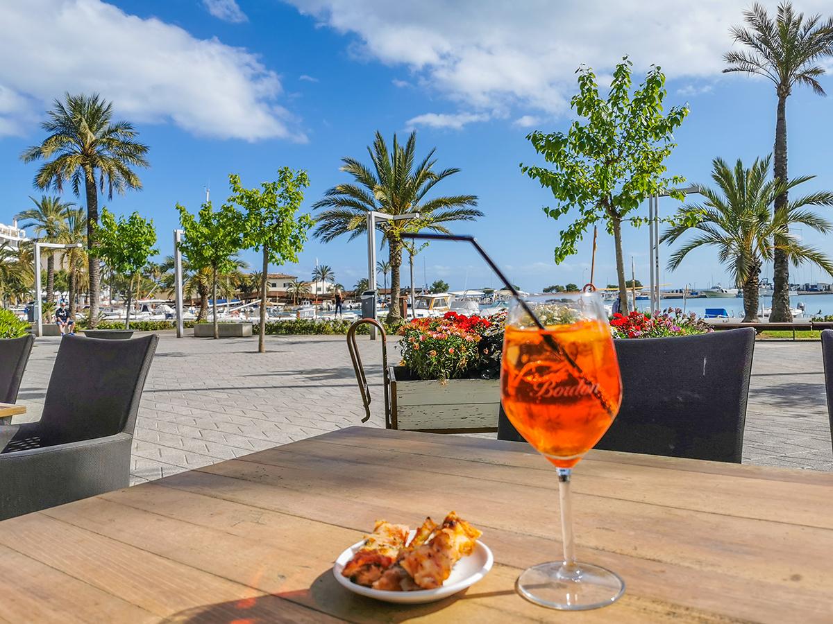 Port d'Alcudia - Restaurant