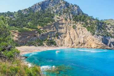 Mallorca - Platja des Coll Baix