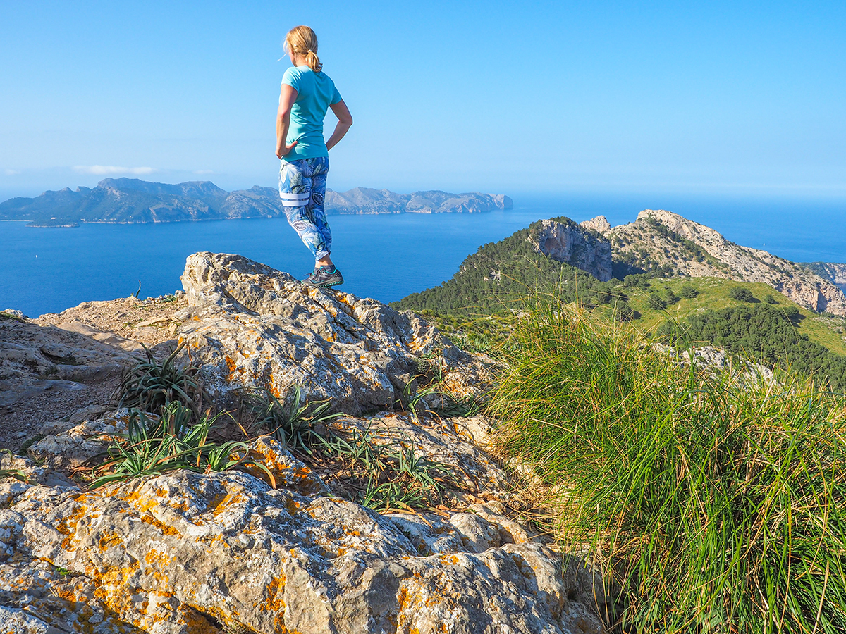 Mallorca Wandern - Talaia d'Alcudia