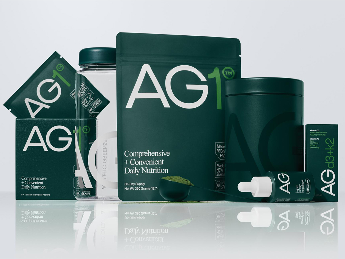 AG1 - Athletic Greens