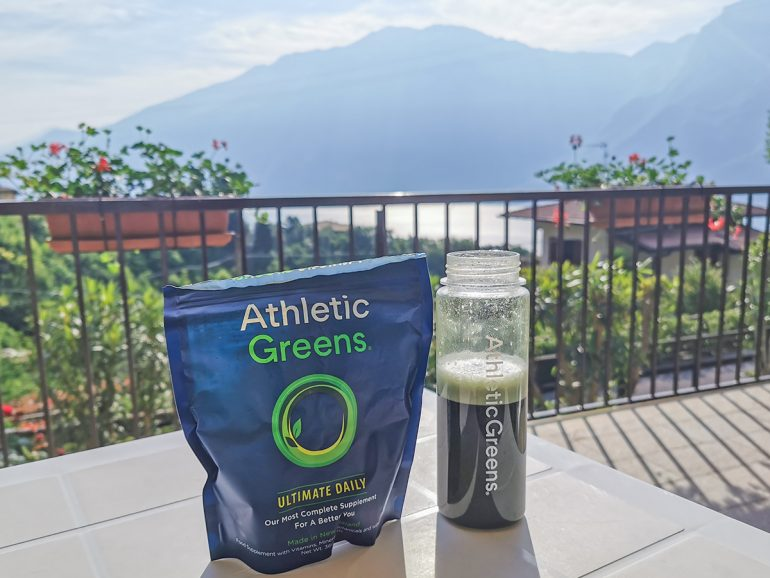 Athletic Greens - Test