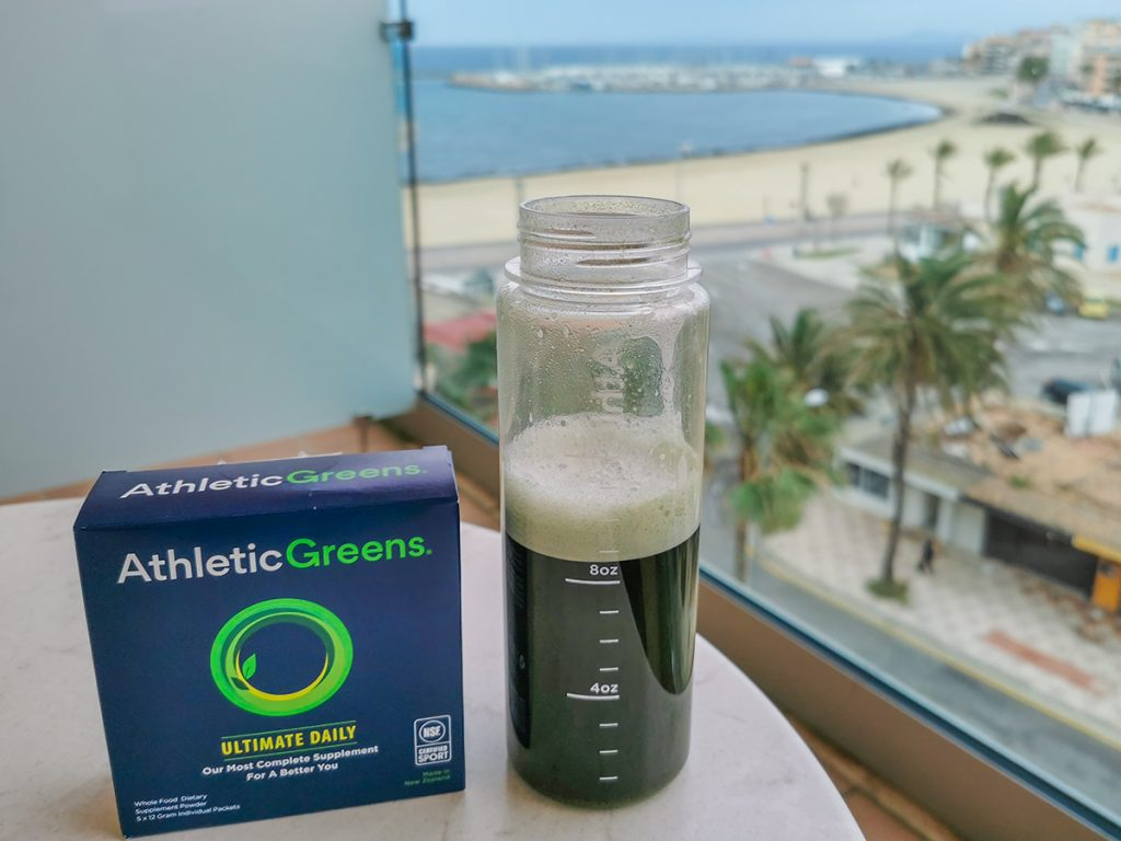 Athletic Greens - Travel Packs