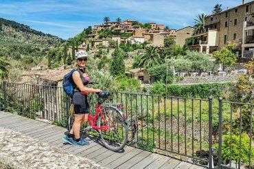 Mallorca Radreise - Deia