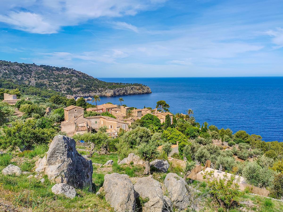 Mallorca Radreise - Llucalcari