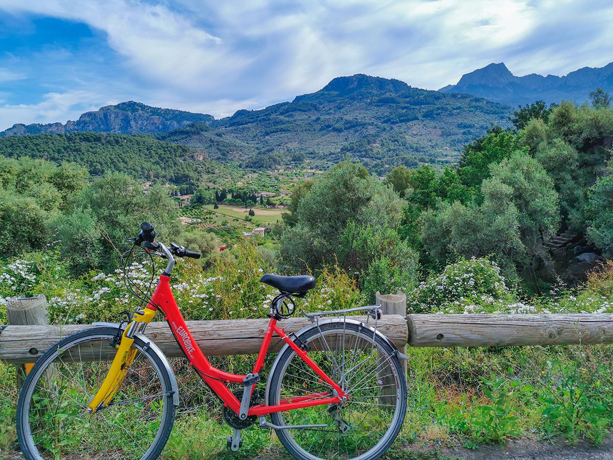 Mallorca Radreise - Soller, Berge