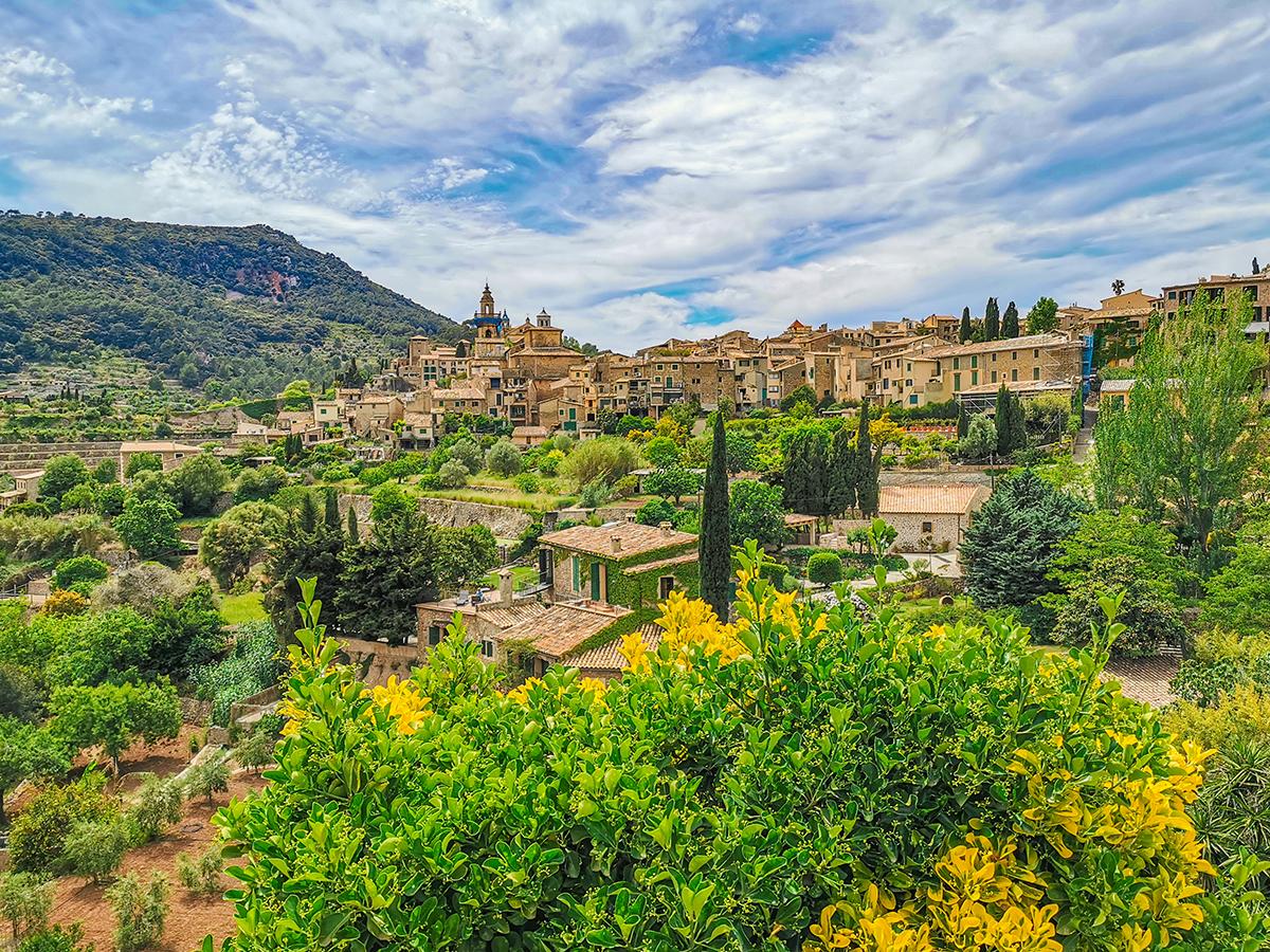 Mallorca Radreise - Valldemossa