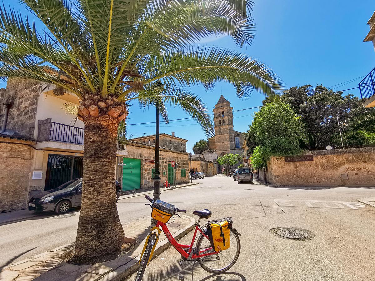 Mallorca Radreise - Petra