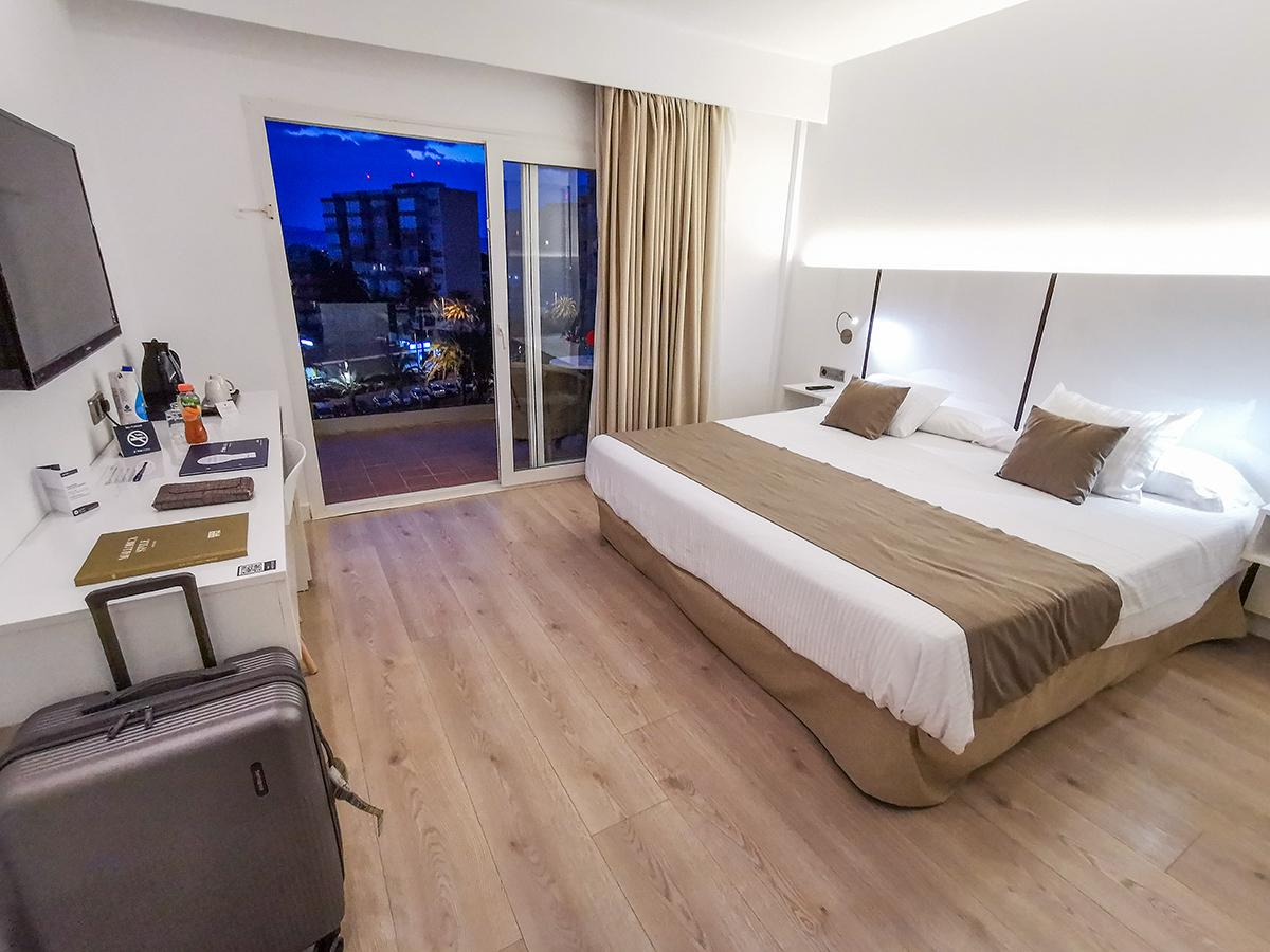 Mallorca Radreise - Hotel THB El Cid, Zimmer