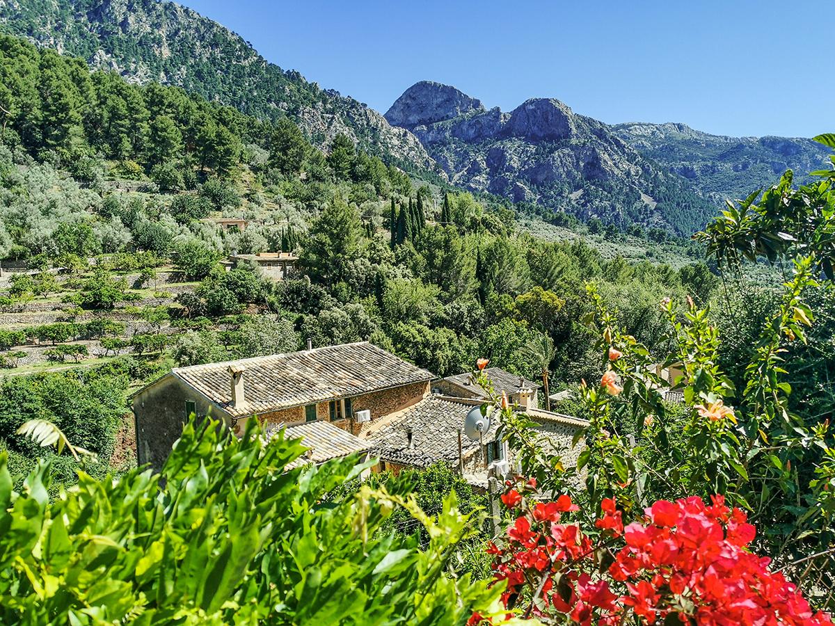 Mallorca Radreise - Fornalutx