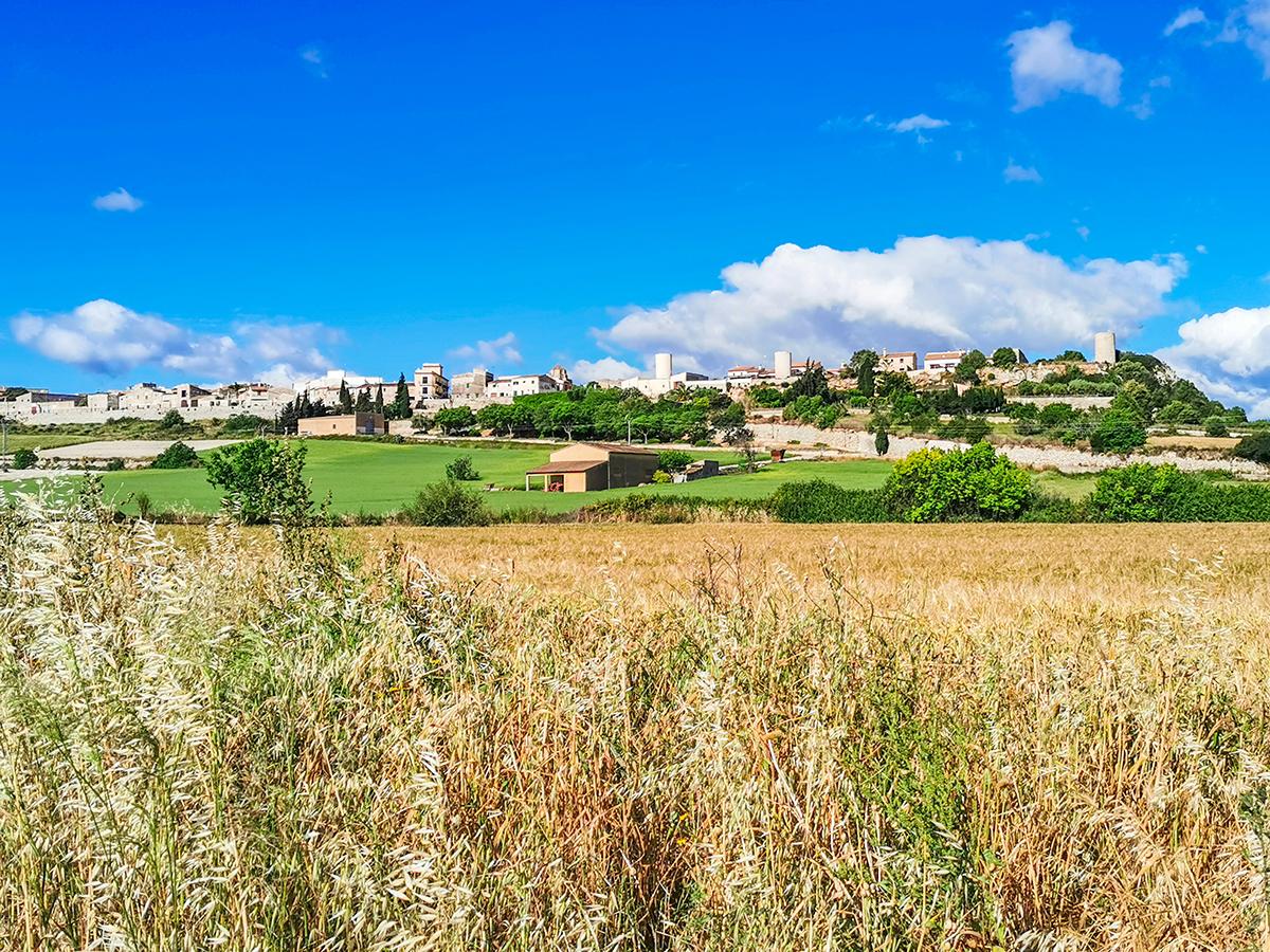 Mallorca Radreise - Muro