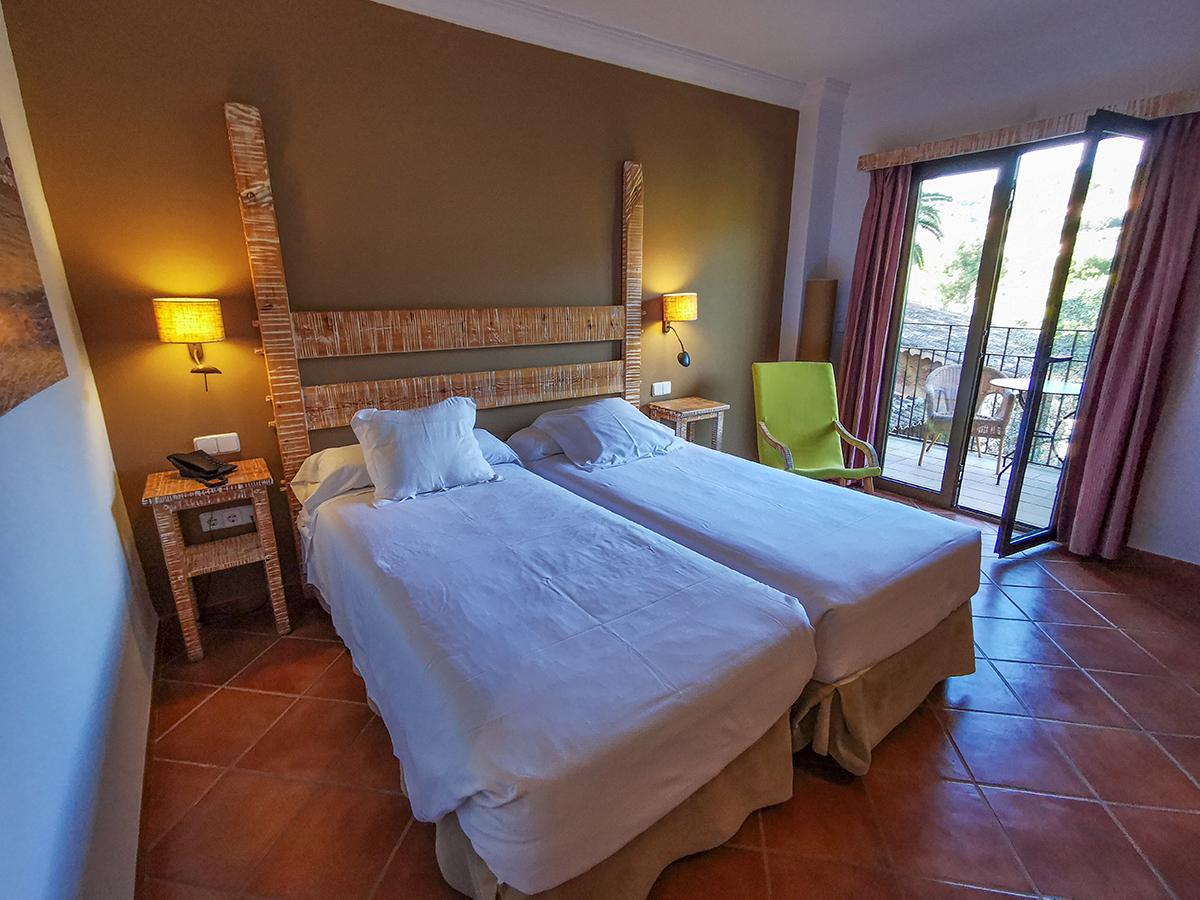 Mallorca Radreise - Hotel Es Port in Port de Soller, Zimmer