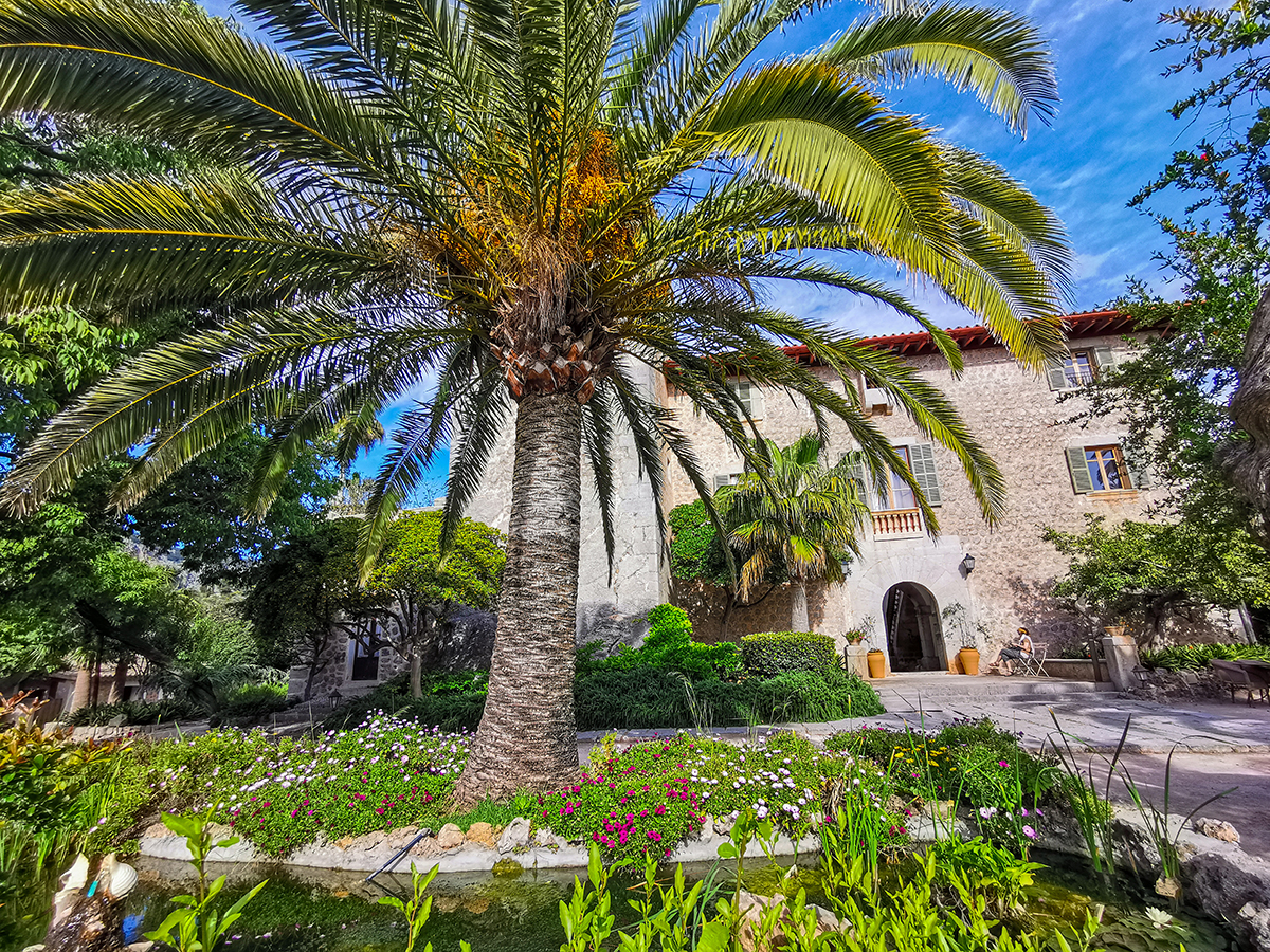 Mallorca Radreise - Hotel Es Port in Port de Soller