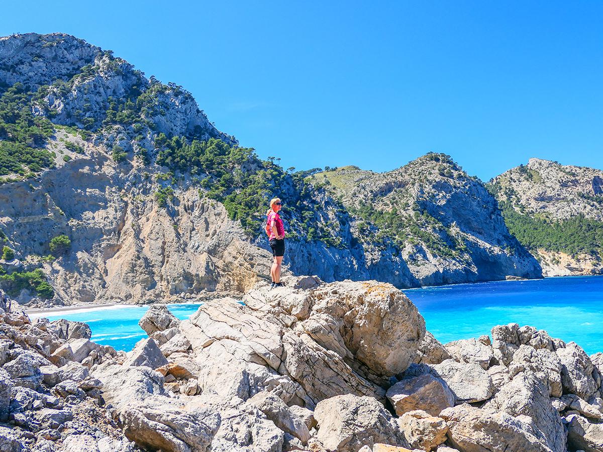 Mallorca Radreise - Radfahren & Wandern, Platja des Coll Baix