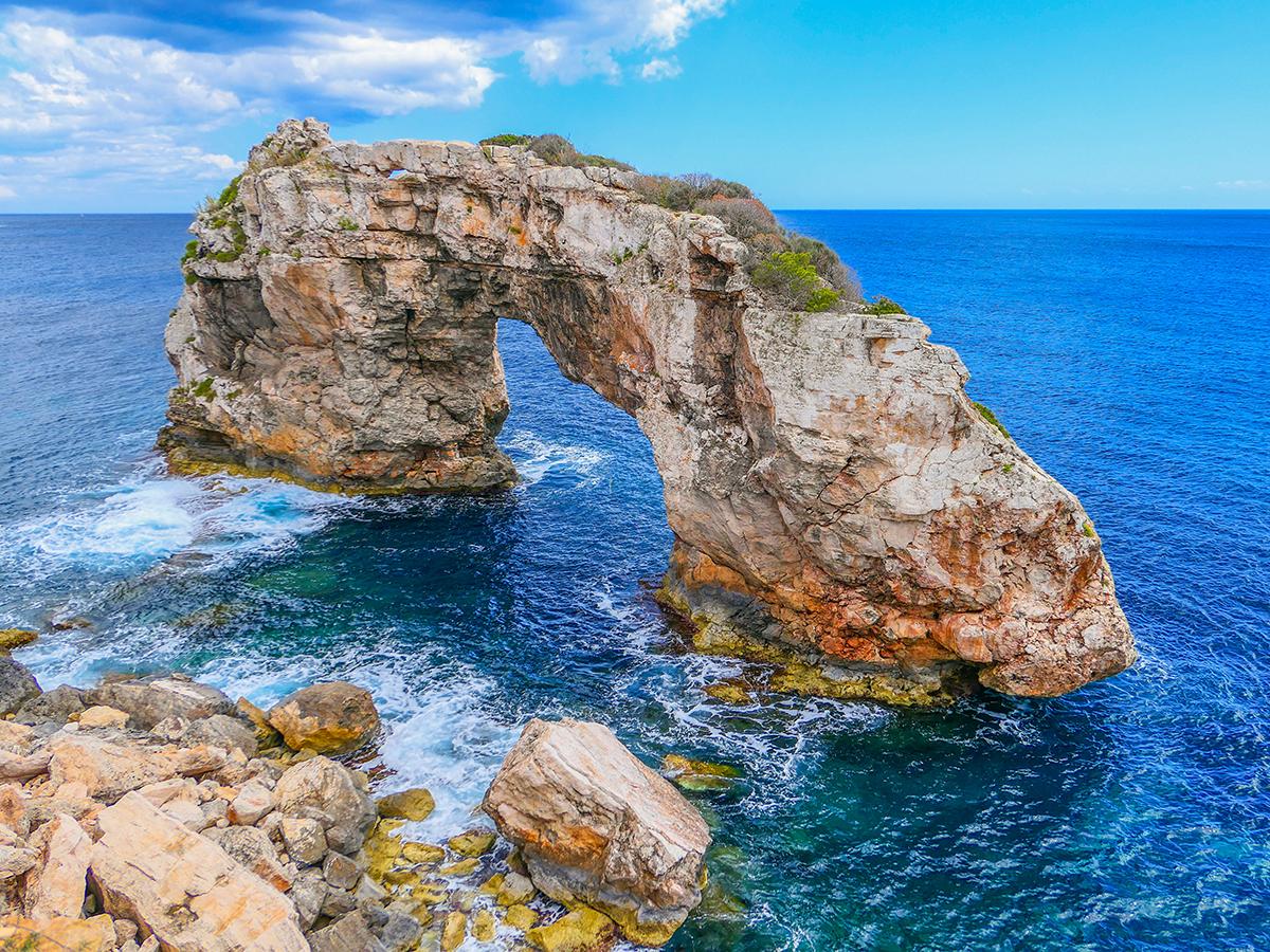 Mallorca Radreise - Es Pontas