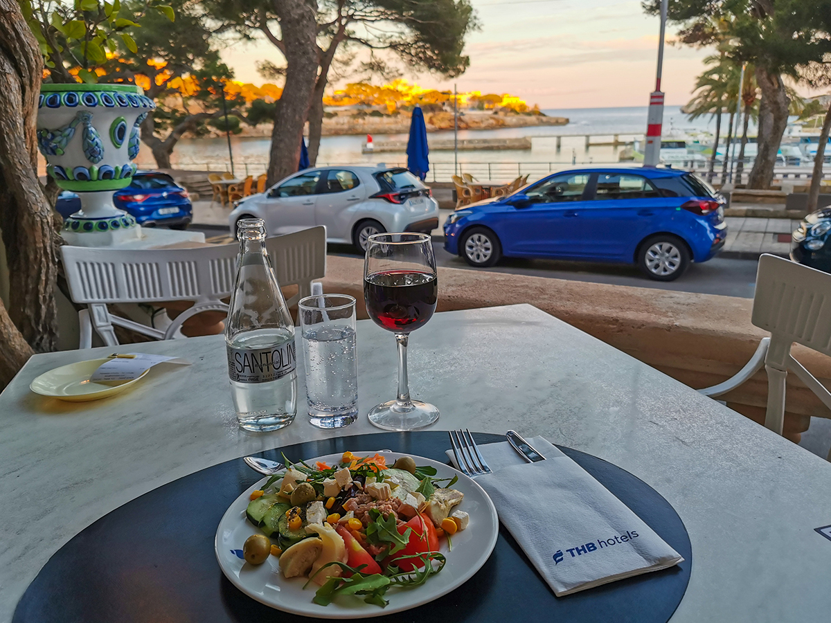 Mallorca Radreise - Hotel THB Felip, Restaurant