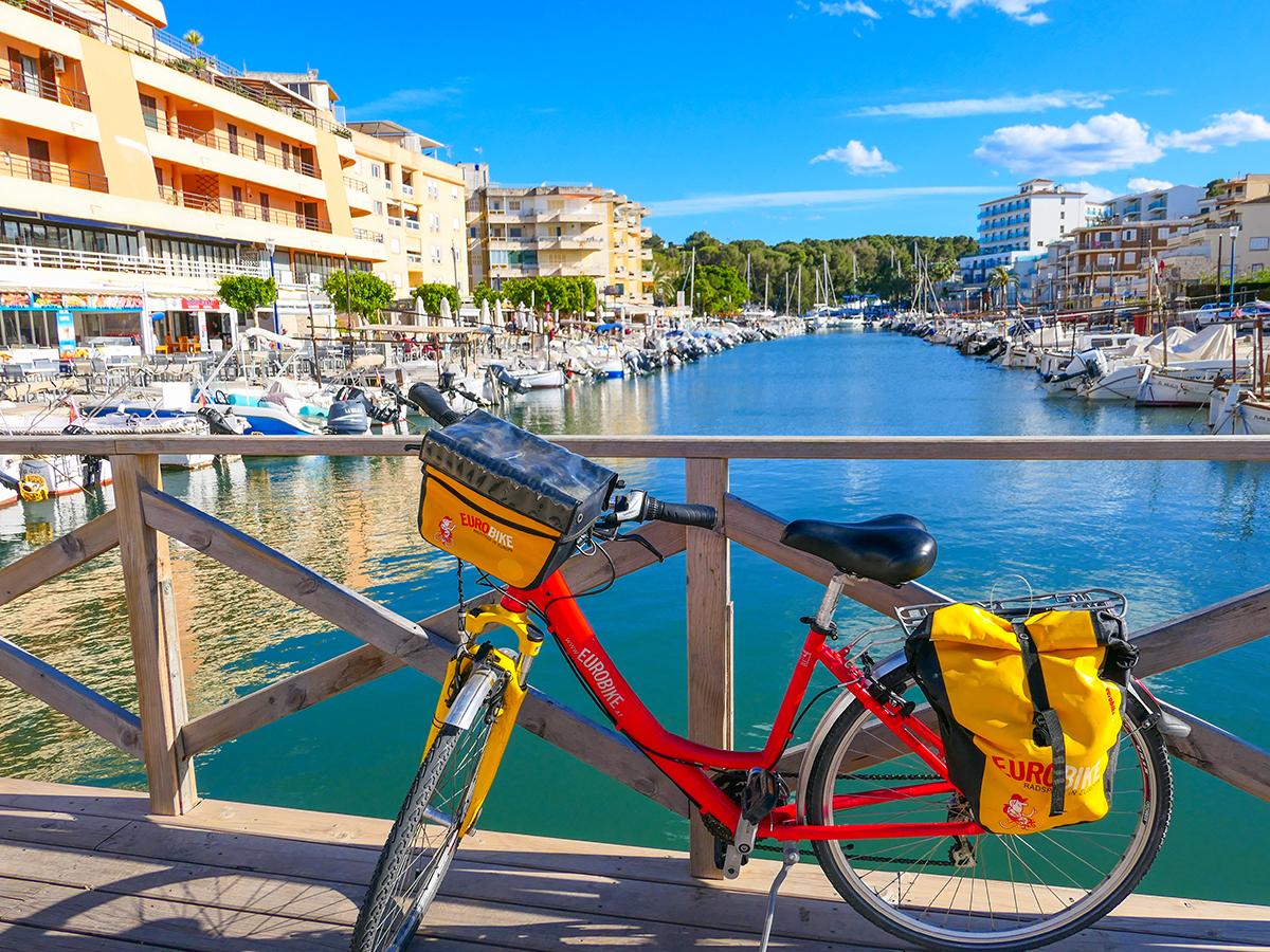 Mallorca Radreise - Porto Cristo