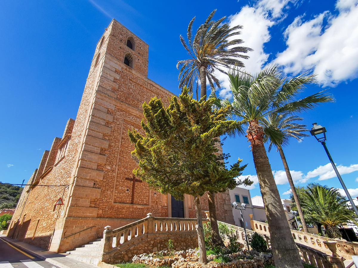 Mallorca Radreise - S'Horta