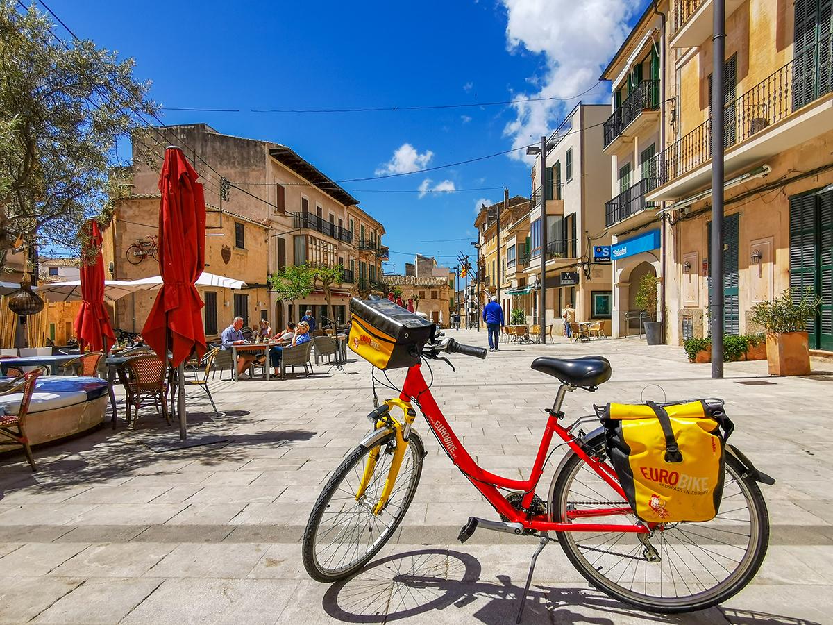 Mallorca Radreise - Santayi