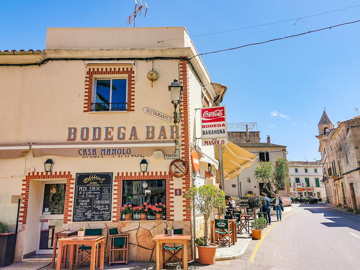 Mallorca Radreise - Ses Salines