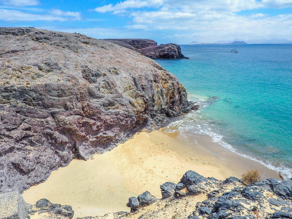 Playa Caleton de San Marcial - Lanzarote