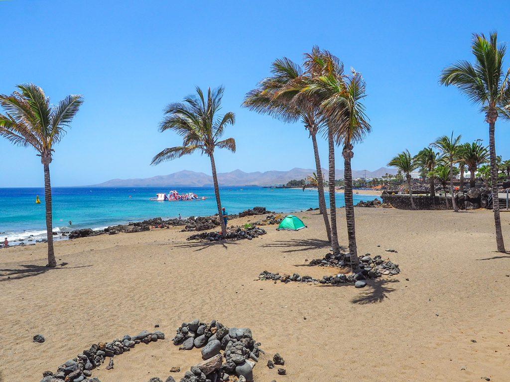 Playa Grande - Puerto del Carmen, Lanzarote