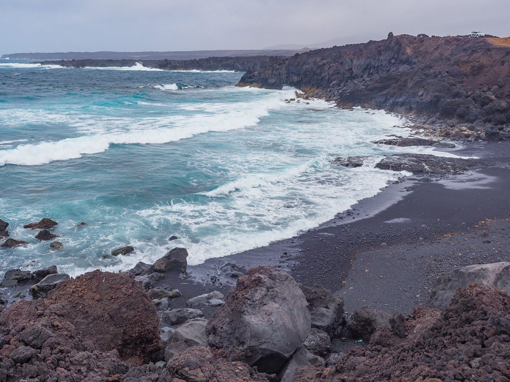 Playa de Madeira - Lanzarote