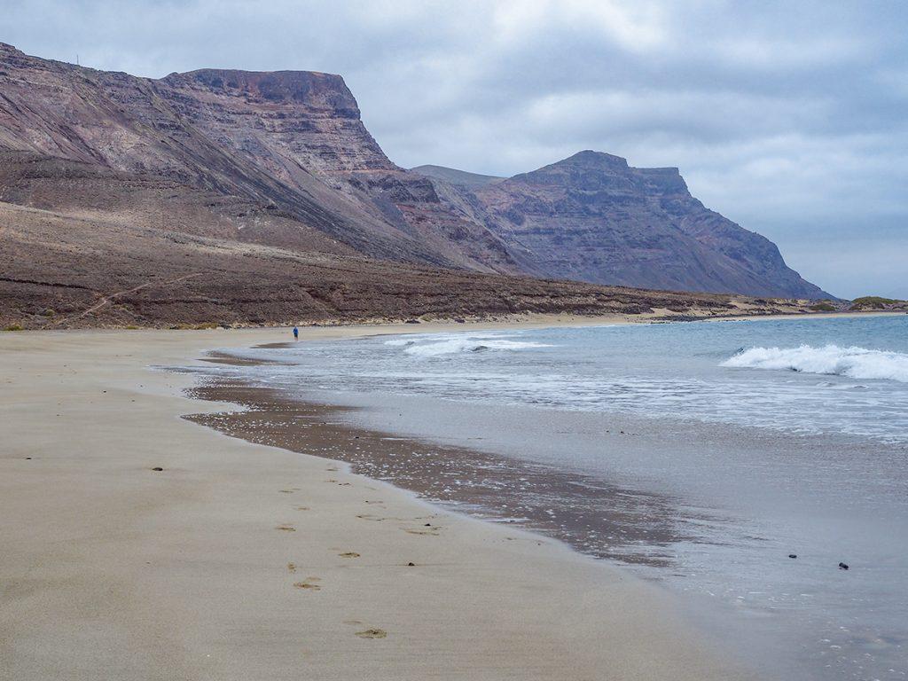 Playa del Risco, Lanzarote