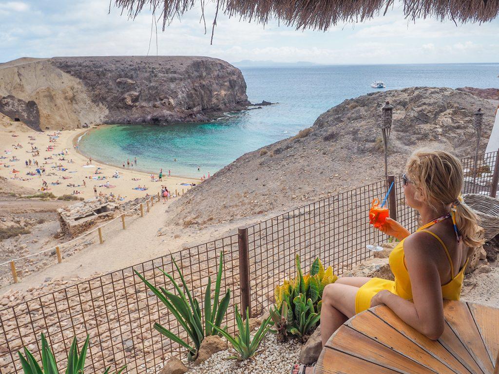 Playas de Papagayo - Bar