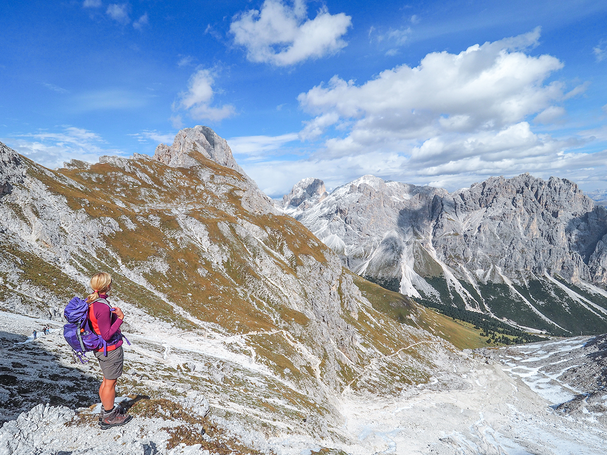 Wanderschuhe Alpenüberquerung