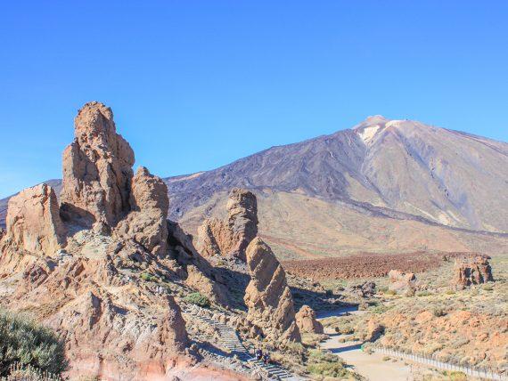 Teneriffa Wanderung - Pico del Teide