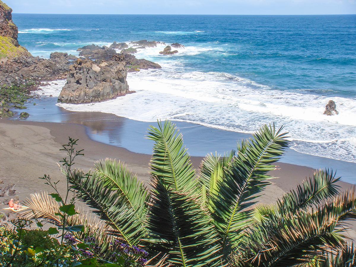 Teneriffa - Wanderung Playa de Bollullo