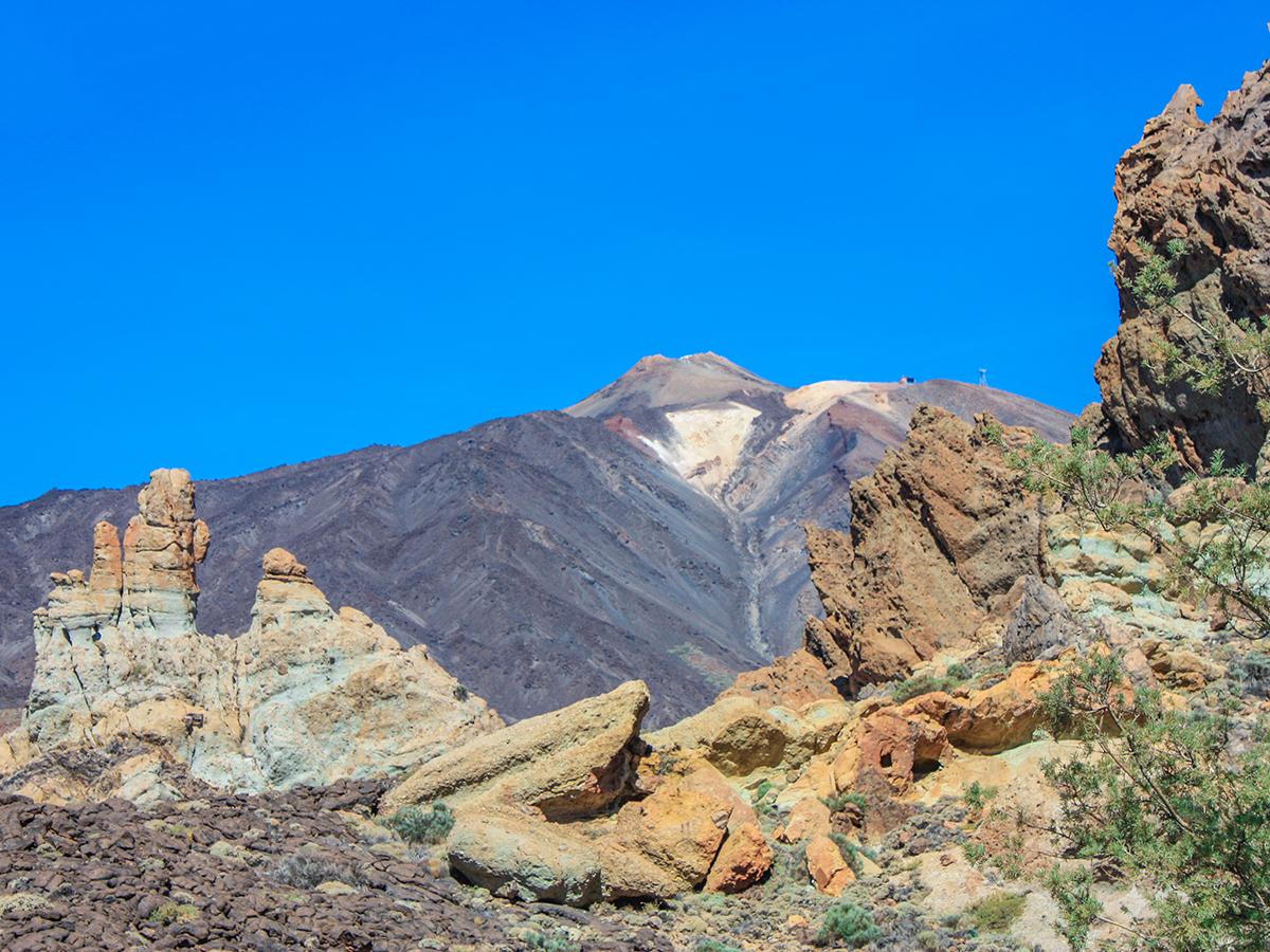 Teneriffa - Wanderung Roques de Garcia