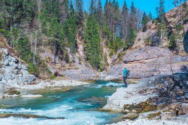 Meditationsweg Ammergauer Alpen - Scheibum
