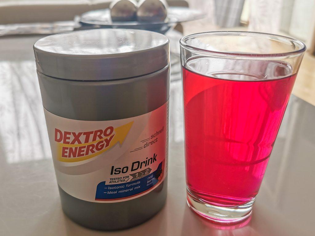 Iso-Drink von Dextro Energy