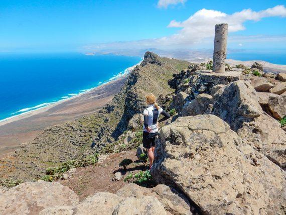 Pico de la Zarza - Fuerteventura